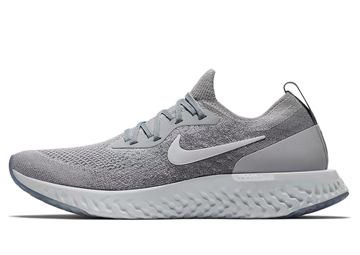 Nike Epic React Flyknit Grises