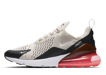 Nike Air Max 270 Beiges y Negras