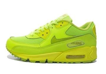 Nike Air Max 90 Amarillas