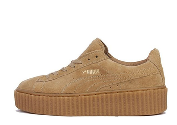 Puma Creeper Marrones